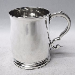 Antique George I Silver Mug