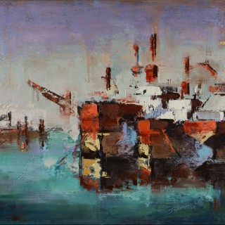 Ships at Harbour
