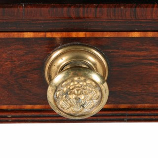 Regency Rosewood Wall Shelf