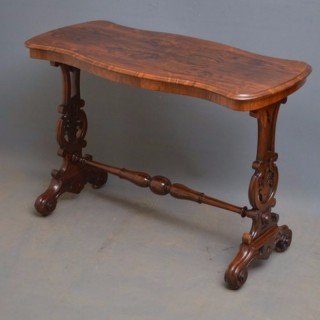 Victorian Rosewood Occasional Table