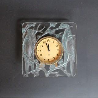 Inséparables Clock