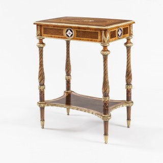 Occasional Table with Provenance to Lord Cornwallis of LInton Park