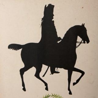 19th Century Napoleonic Silhouette