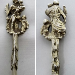 Antique Silver Spoon