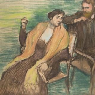 Portrait de M. et Mme. Louis Rouart Circa 1904