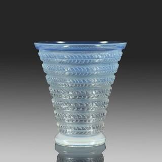 Cytise Vase by René Lalique