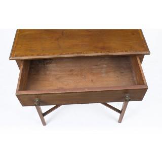 Antique Edwardian Mahogany Occasional Table c.1900