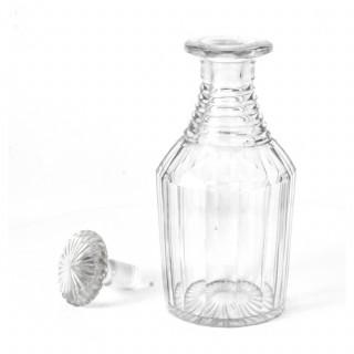 Antique Regency Silver Platde Decanter Stand Matthew Boulton C.1820