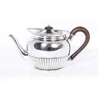 Antique Sterling Silver Teapot Paul Storr 1826