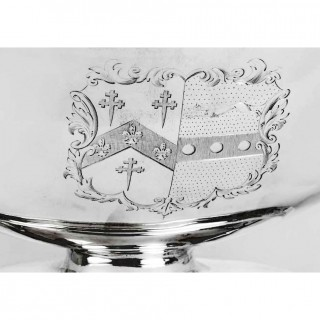 Antique Silver George III Tureen William Bennett 1808