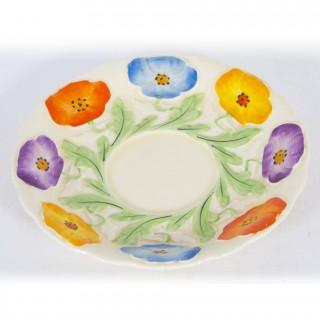 Antique Art Deco English Porcelain Tea Set c.1920