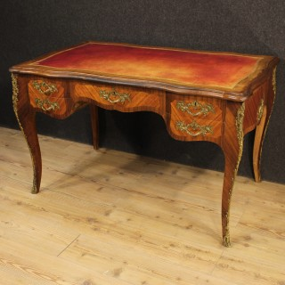 20th Century French Writing Table In Louis XV Style