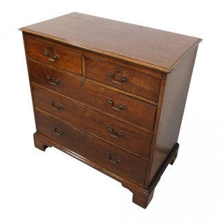 George III Mahogany Chest of Drawers
