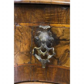 Antique Important Venetian Bureau Bookcase c.1750