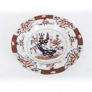 Antique Mason's Patent Ironstone Dinner Service C1815