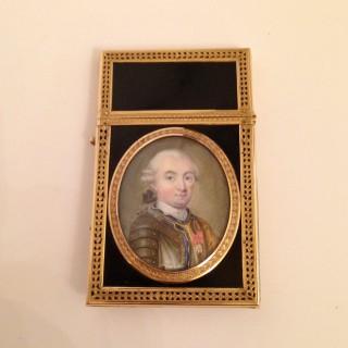 Gold Carnet de Bal
