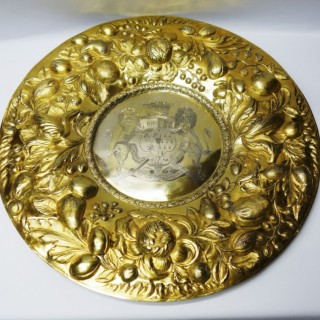 Pair of George III Silver Sideboard Dishes