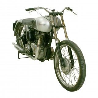 Triumph Speed Twin Motorcycle