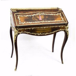Antique French Vernis Martin Bureau de Dame c.1880