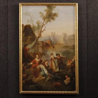 19th Century French Popular Scene Painting