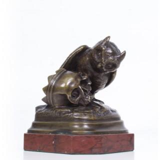 Antique Bronze Sculpture Jean-Baptiste Clesinger