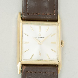 9ct Gold Men's Wrist Watch, 1964