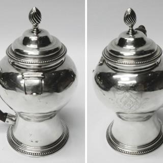 George III Silver Argyle