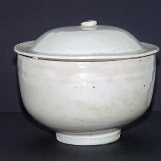 Song Ding Ware Lidded Bowl