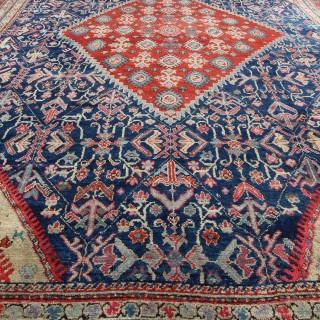 Antique Ushak carpet