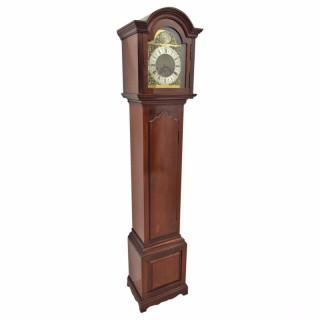 Mahogany Grandmother Clock