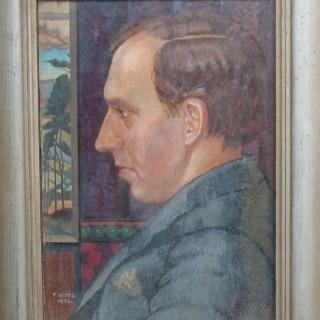 Portrait of John Simmons