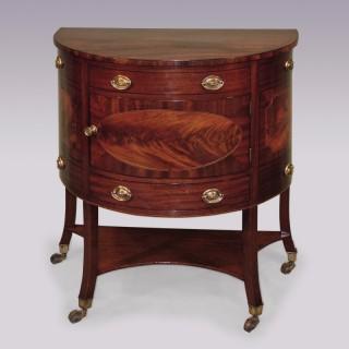 Late 18th Century mahogany Wash Stand
