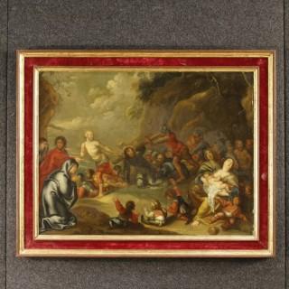19th Century Dutch Religious Painting