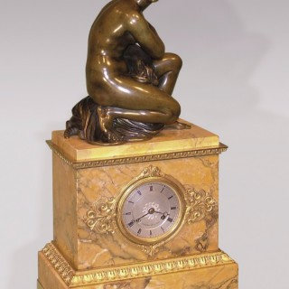 A fine 19th Century French Mantel Clock.