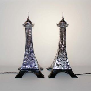 Tour Eiffel Lamps