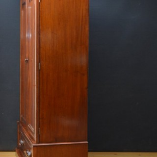Victorian Mahogany Wardrobe