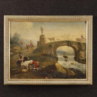 18th Century Italian Landscape Painting