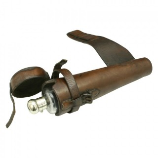Saddle Flask, Hunting Flask