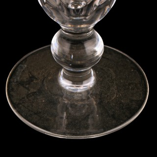 Eight Waterford Crystal Champagne Glasses