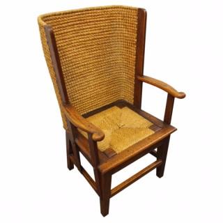 Neat Oak Orkney Chair