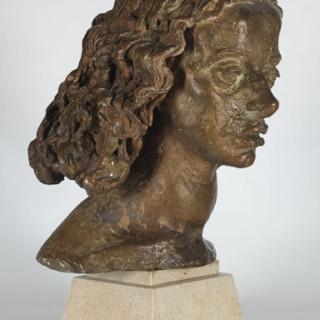 Portrait of Elsa Lanchester