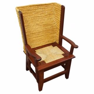 Mahogany Neat Orkney Chair