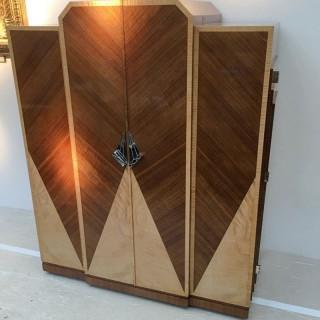 Art Deco Modernist Cocktail Cabinet