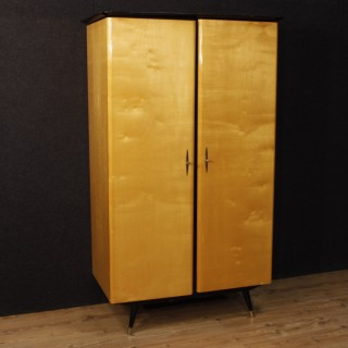 French Design Wardrobe In Wood