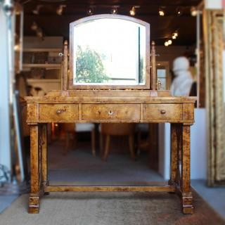19thC Dressing Table