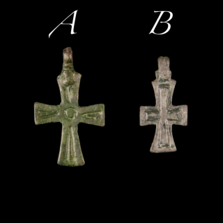 Small Byzantine crosses