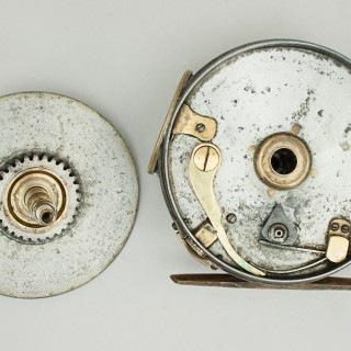 Hardy Perfect Salmon Fishing Reel