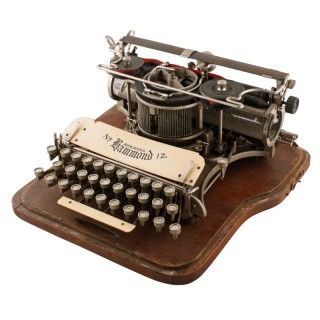 American Hammond No:12 Typewriter