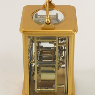 Early 1900s Striking Carriage clock by Drocourt