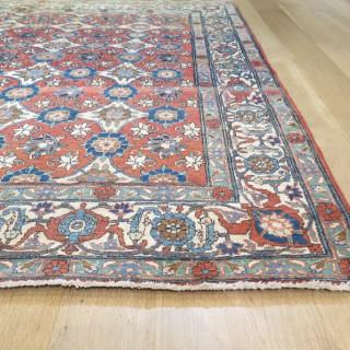 A fine Veramin rug